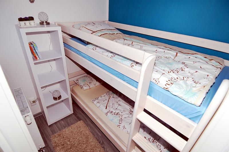 Im Kinderzimmer Gibt Es Auch Eine Separate Heizung. Damit Ist Zu Jeder  Jahreszeit Eine Wohlige Temperatur Zu Erzielen.